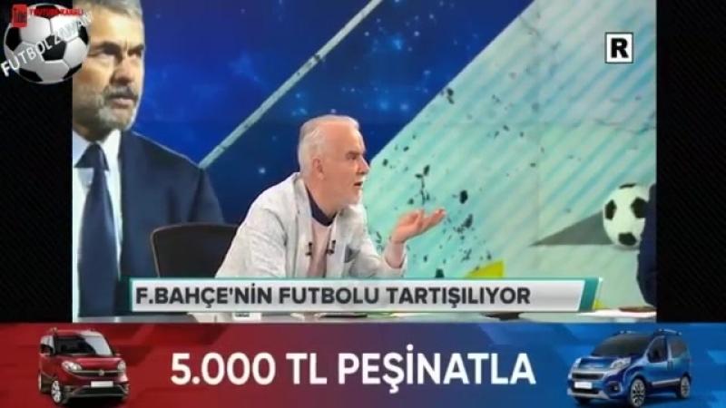 Fenerbahçe - Osmanlıspor Artı Futbol Emre Bol ve Turgay Demir yorumları 6 NİSAN 2018