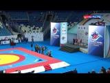 Кто выиграл обед с Федором Емельяненко на Чемпионате мира по самбо в Сочи