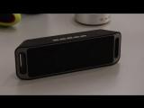 Портативная колонка SC-208 Bluetooth Speaker