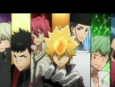 Katekyo hitman reborn ost Succession (tsuna x giotto)