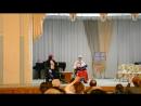 Отчётный концерт Вокального отделения спектакль За двумя зайцами 1 часть.