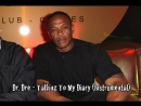 Dr. Dre - Talking To My Diary Instrumental