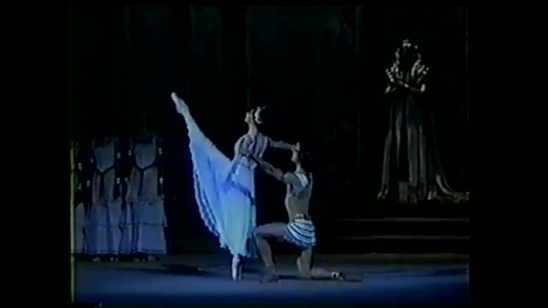 Nadezhda Gracheva, Nicolaï Tsiskaridze - Fille du Pharaon