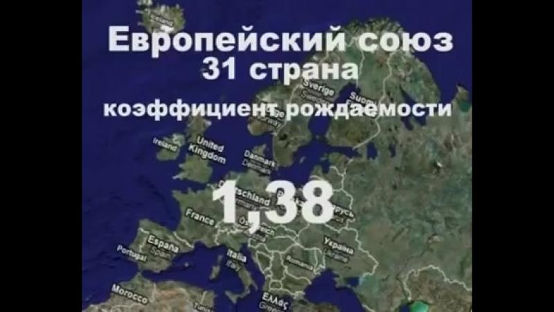 вот оно чо, петрович... в РФ-то, тоже вымирание...