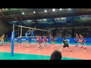 HIGHLIGHTS. Газпром-Югра — Локомотив Суперлига 2017-18. Мужчины