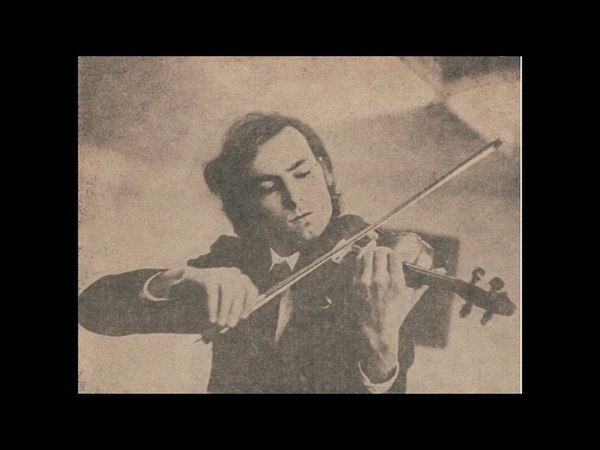 Tartini G Devil's Trill Sonata Yuri Korchinsky