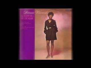 Dionne Warwick - Raindrops Keep Falling On My Head (Specter Records 1970)