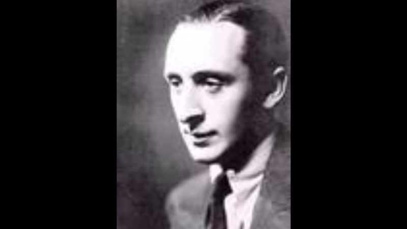 Vladimir Horowitz - Chopin Piano Sonata No. 2 in B-flat minor, Op. 35