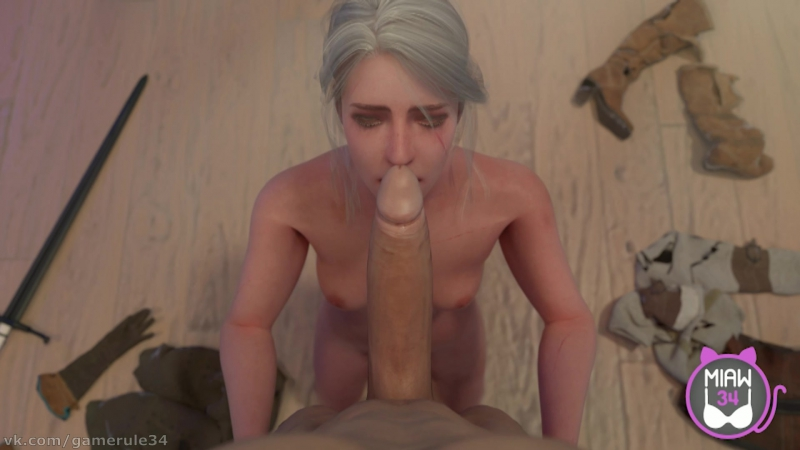 The Witcher 3 Ciri sex compilation-1 3D porn