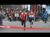 Гимназия №1 - победитель 75-ой областной легкоатлетической эстафеты г.Ульяновск 2018