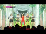 Comeback Stage HyunA(4minute) - RED,