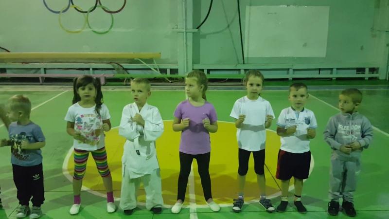 Младшая группа 4-6 лет! 9 дней обучения!😊 Yazvenkoteam » Freewka.com - Смотреть онлайн в хорощем качестве