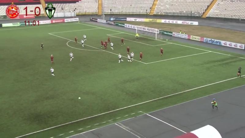 2018 г., ЧР, ВД, ЖФК Звезда-2005 - ЖФК Торпедо, 3 тур, 04.05.2018 г.