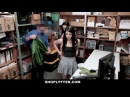 ShopLyfter - Hot Twin Sisters Get Detained And Intimidated By Cock.mp4