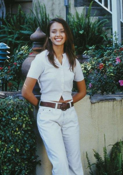 Jessica Alba, 1994 Simon Glucman