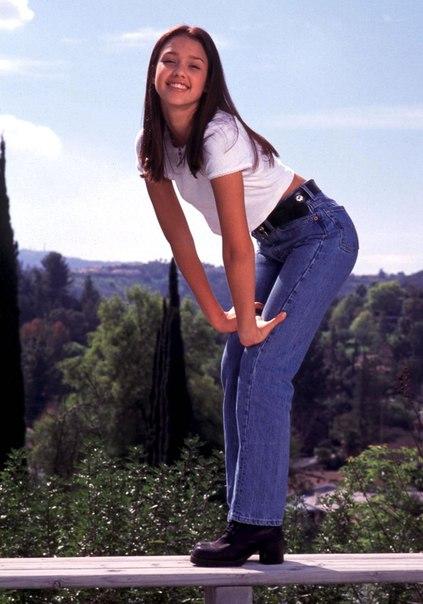 Jessica Alba, 1994