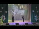 Новогодняя песня нахимовцев