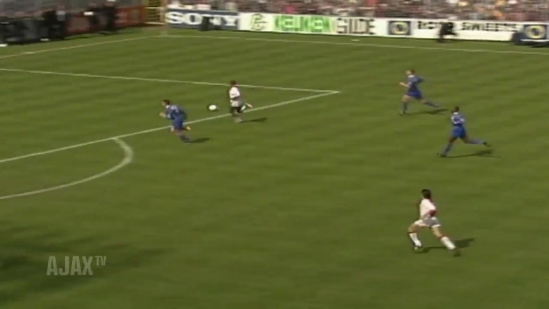 To 28 april 1996 - Laatste wedstrijd in de Meer! - - Ajax - Willem II 5️-1️.mp4