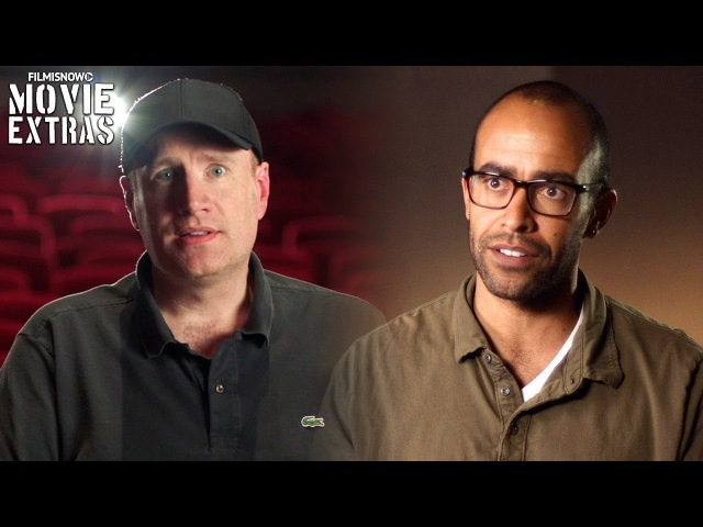 Black Panther | On-set visit with Kevin Feige Nate Moore