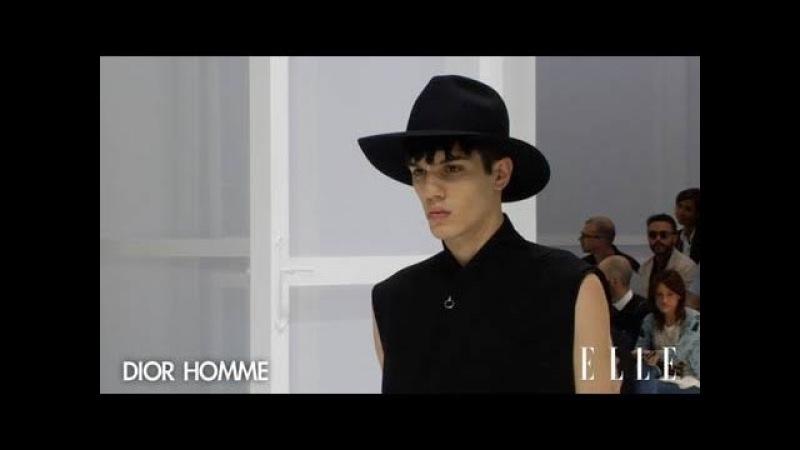 【ELLE TV JAPAN】 Dior Homme Men's SS 2012