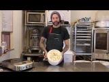 Pastry Chef Sam Mason at Odd Fellows Lemon Meringue Pie Ice Cream