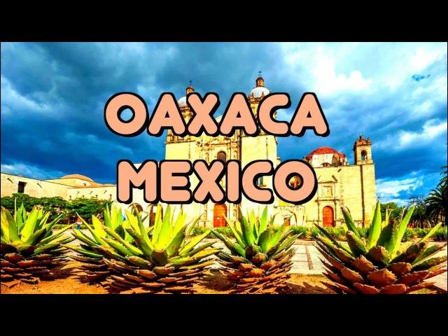 ОС 123 / Оахака, Оахака-де-Хуа́рес, Мексика / Oaxaca City, Mexico