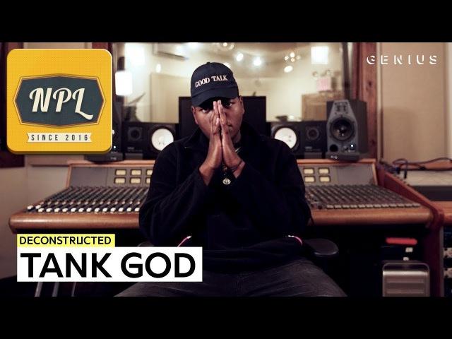 Разбор трека Post Malone Rockstar с Tank God | Озвучка от NPL |