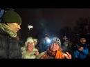 Люда Русанова Порошенко отпусти Саакашвили он кормит