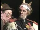 Духовная война Спектакль театра Екклесиаст Ярославль 1997