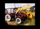 Трактор Беларус МТЗ-92П колесный