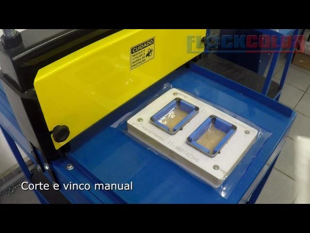 Máquinas para fabricação de embalagens
