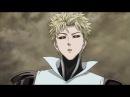 Ванпанчмен Сайтама vs Геноса Полный Бой