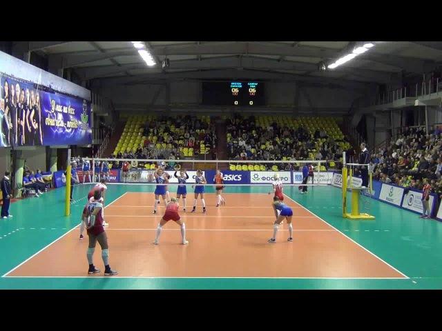 Кубок России-2017. Протон-Самрау-УГНТУ