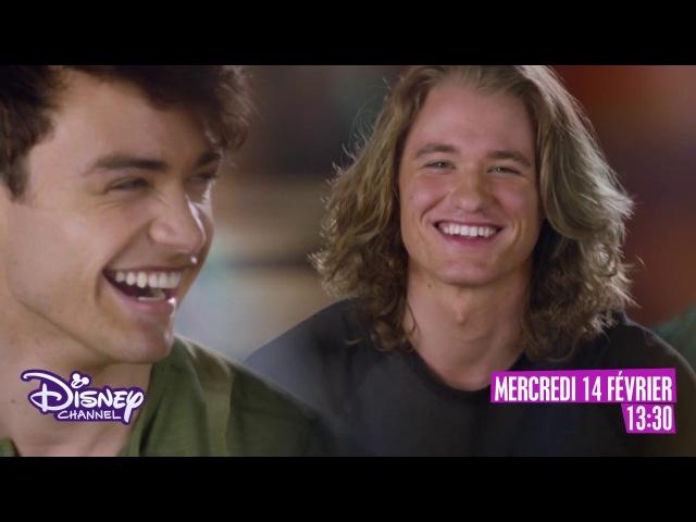 Descendants 2 : En coulisses avec les potes - Mercredi 14 février à 13h30 sur Disney Channel !