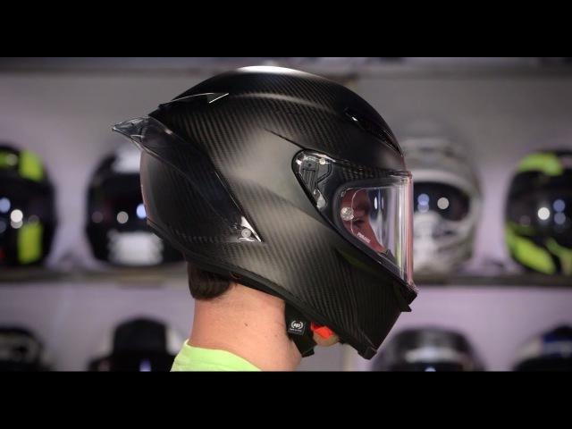 AGV Pista GP R Helmet Review at RevZilla.com