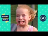 TRY NOT TO LAUGH WATCHING - Funny Kids Videos Compilation 2017  Funny Vine