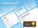 Forma Library v1 0 Sketch Library