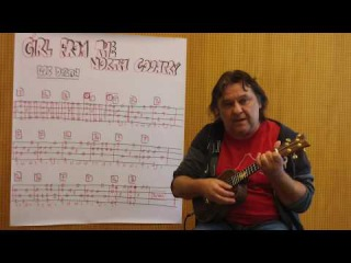 Fingerstyle UKULELE Lesson #150: GIRL FROM THE NORTH COUNTRY (Bob Dylan)