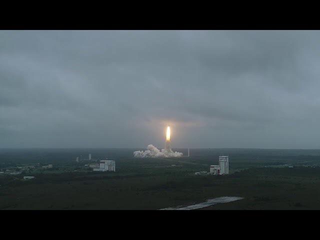 Arianespace's winning formula for Galileo 5 4 = 22