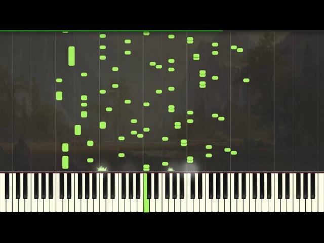 Étude in C Major Kyle Landry Synthesia
