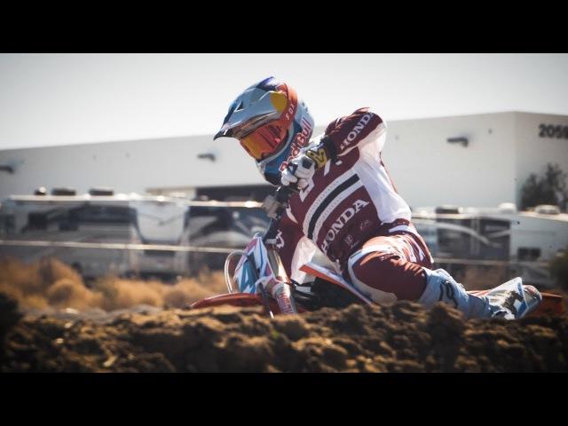 Ken Roczen Adam Cianciarulo Chad Reed - Lake Elsinore Supercross