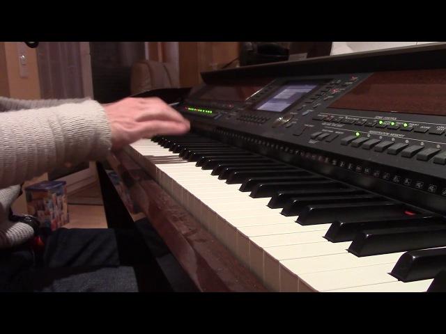 Märkische Heide Fliege hoch du roter Adler (Piano Version)