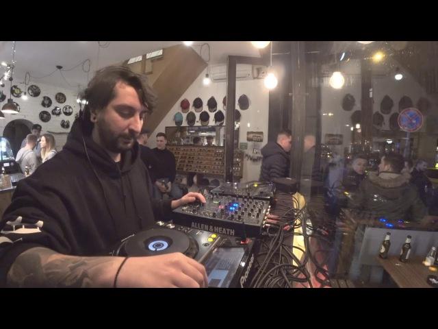 Instore Session w/ MAHONY @ Vinyl Wood 07.12.2017 Budapest (Vatos Locos)