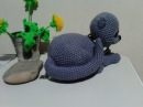 Вислоухий котик, ч.2. Scottish fold, р.2. Amigurumi. Crochet. Амигуруми. Игрушки крючком.