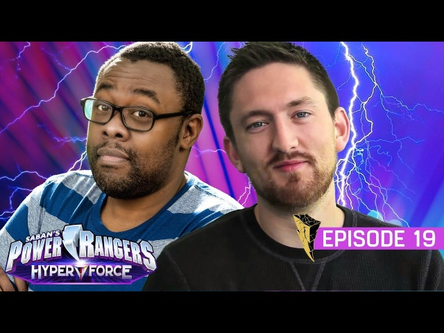 Power Rangers HyperForce Shattered Grid feat Kyle Higgins 1x19