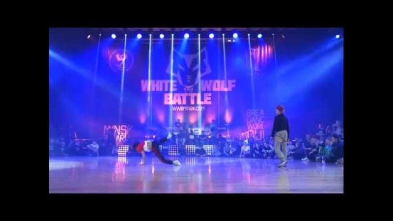 Lorenzo VS Angry Boy ✘ KIDZ 1/4 final ✘ White Wolf Battle 2018