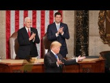 President Trump's First State of the Union NYTimes