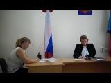 Гражданка СССР жжёт в Суде