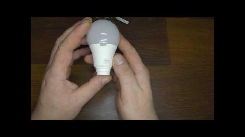 Светодиодные лампы, и их доработка