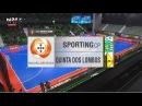 Liga SportZone | Jornada 21 | Sporting CP 8-0 Quinta dos Lombos
